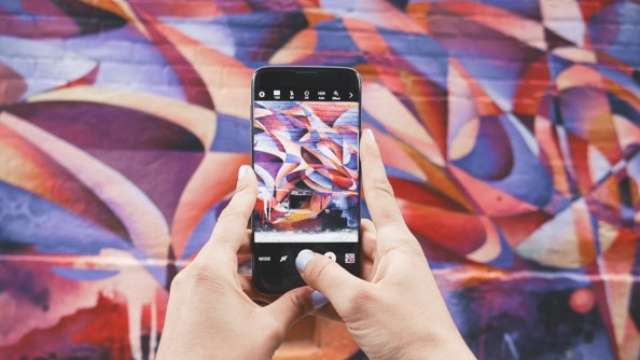 Όταν η ζωγραφική εισβάλλει στο Instagram