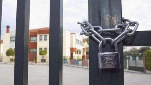 Κλειστά σχολεία μέχρι τις 10 Μαΐου
