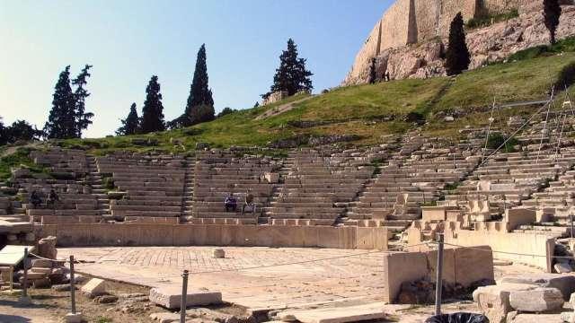 Οι βαθιές ρίζες του θεάτρου στην Ελλάδα του σήμερα